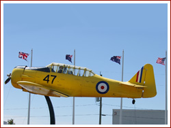 No.6 RCAF Museum in Dunnville Ontario